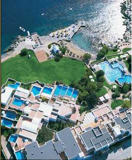 Business Hotels in Crete